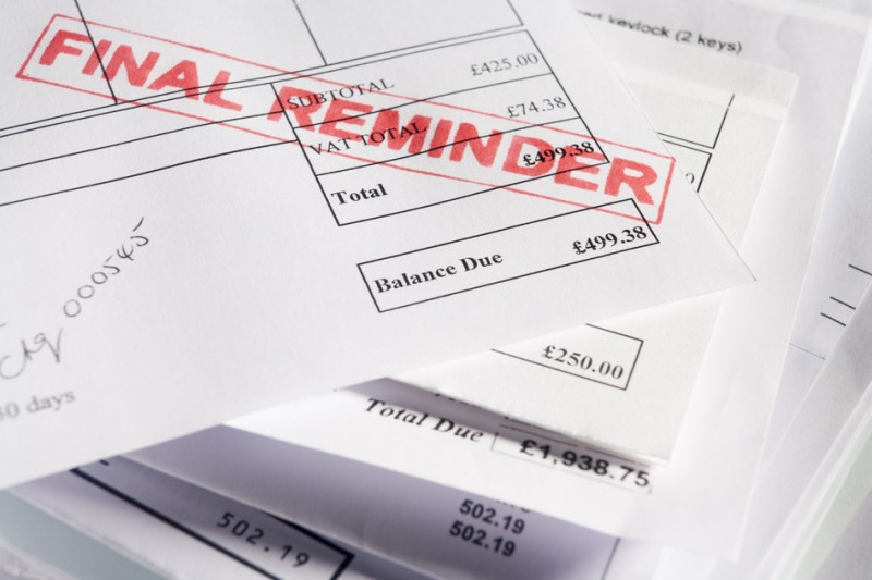 Credit Control & Debt Recovery